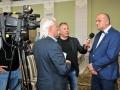 Plk. Juraj Štaudinger, jeden z organizátorov podujatia, počas rozhovoru pre magazín Polícia